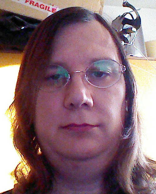New Glasses Selfie!